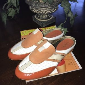 Cole Haan Chelsy Air Slide Mule Loafer EUC